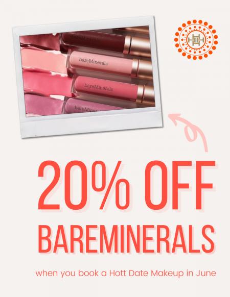 hott blow dry bareminerals